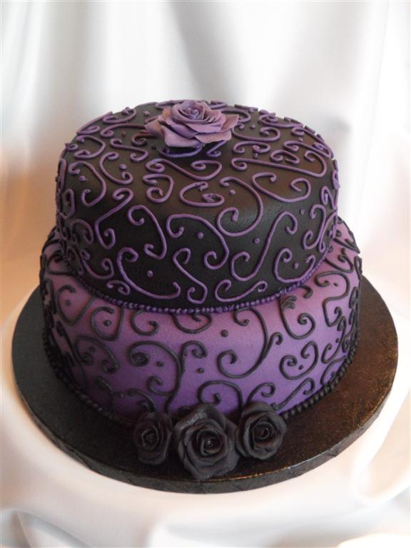 Happy Birthday Goth Girl Enticing Cakes By Christine